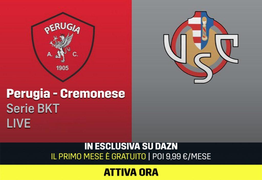 Perugia Cremonese