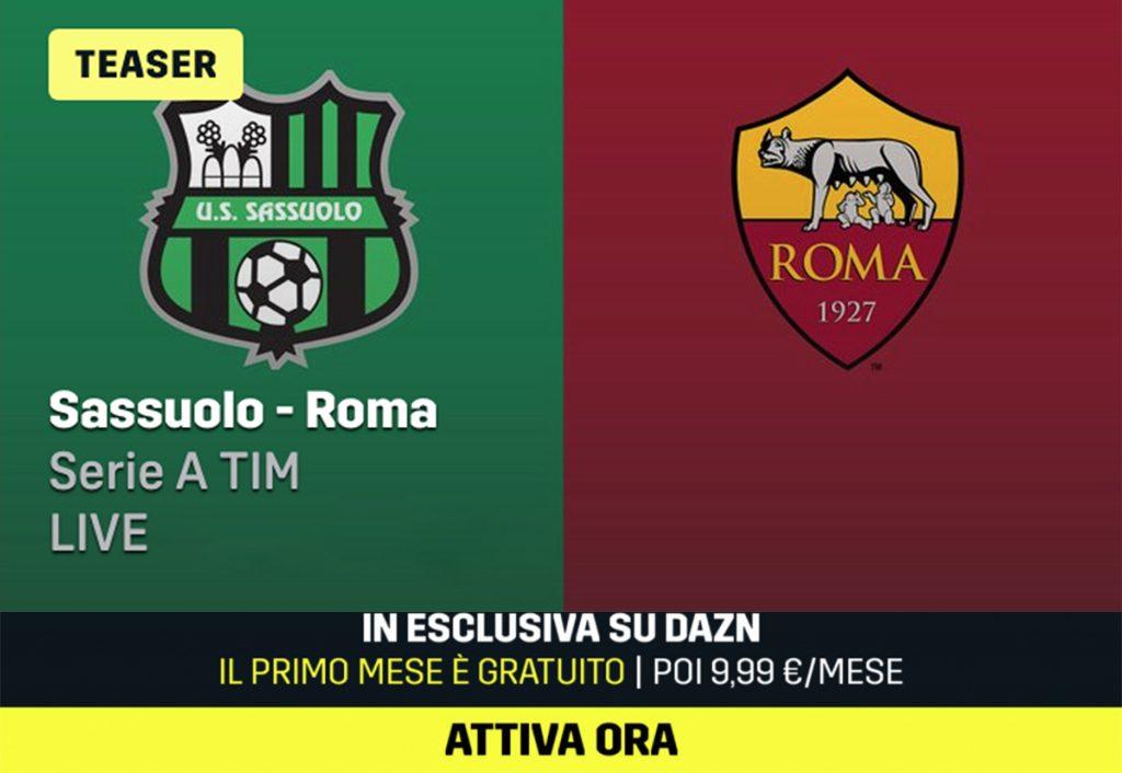 Sassuolo Roma