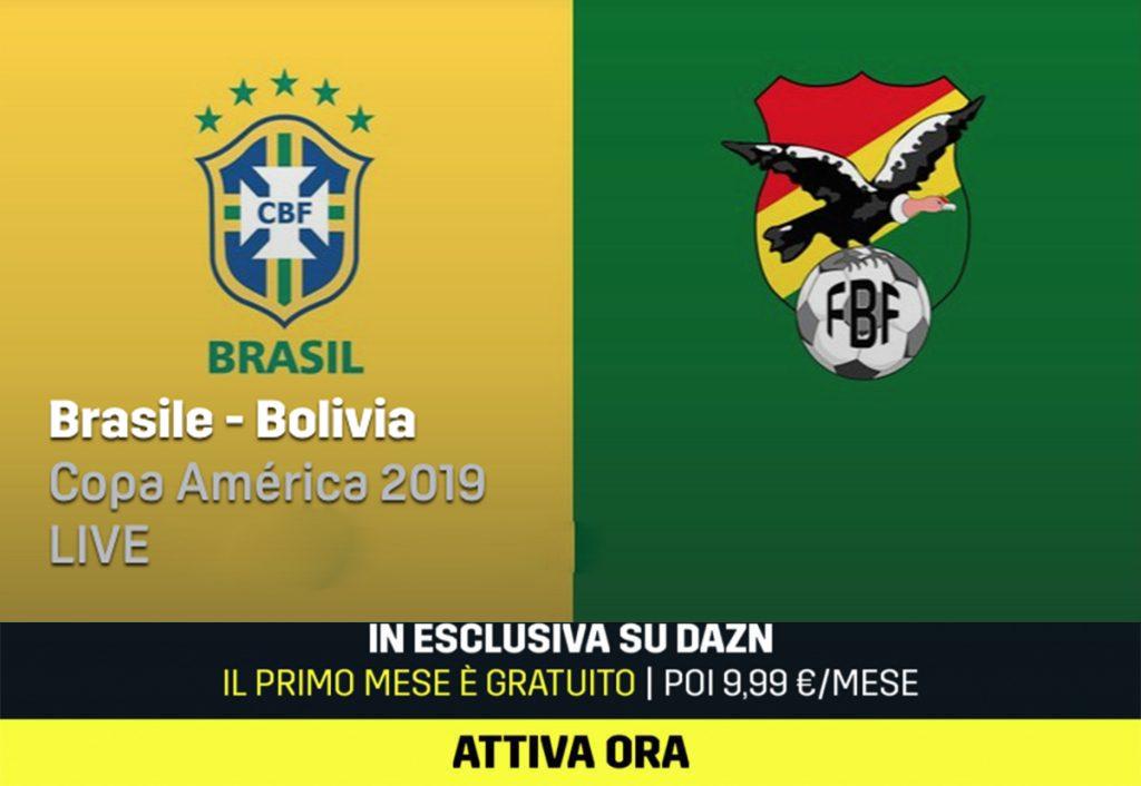 Brasile Bolivia